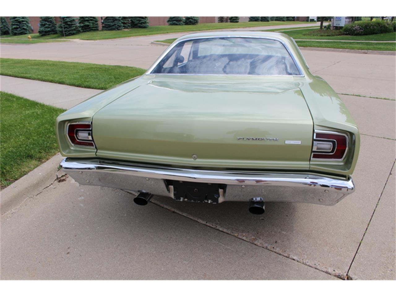 Large Picture of Classic 1968 Plymouth Road Runner - K01F
