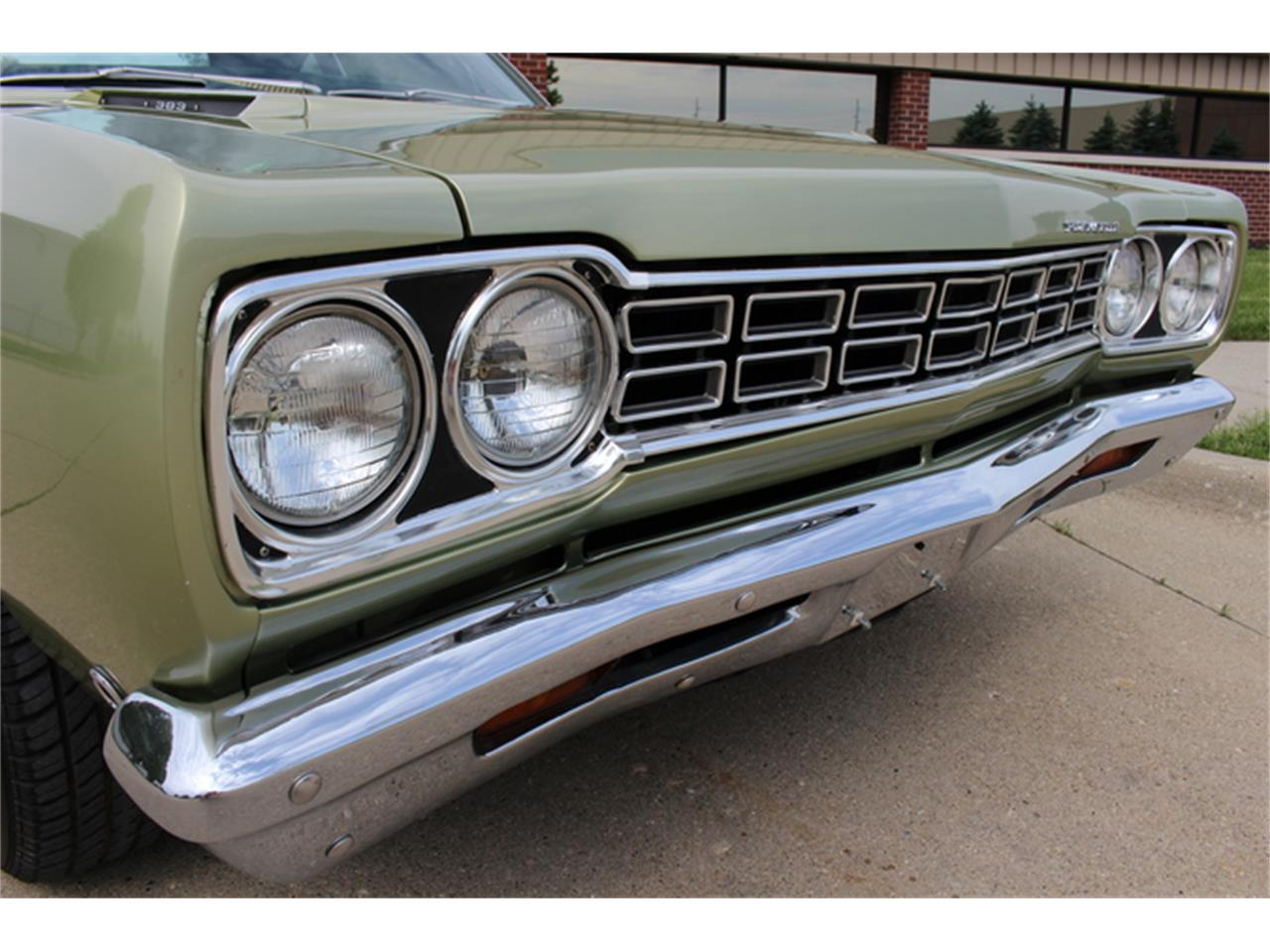 Large Picture of Classic '68 Plymouth Road Runner located in Florida Offered by More Muscle Cars - K01F