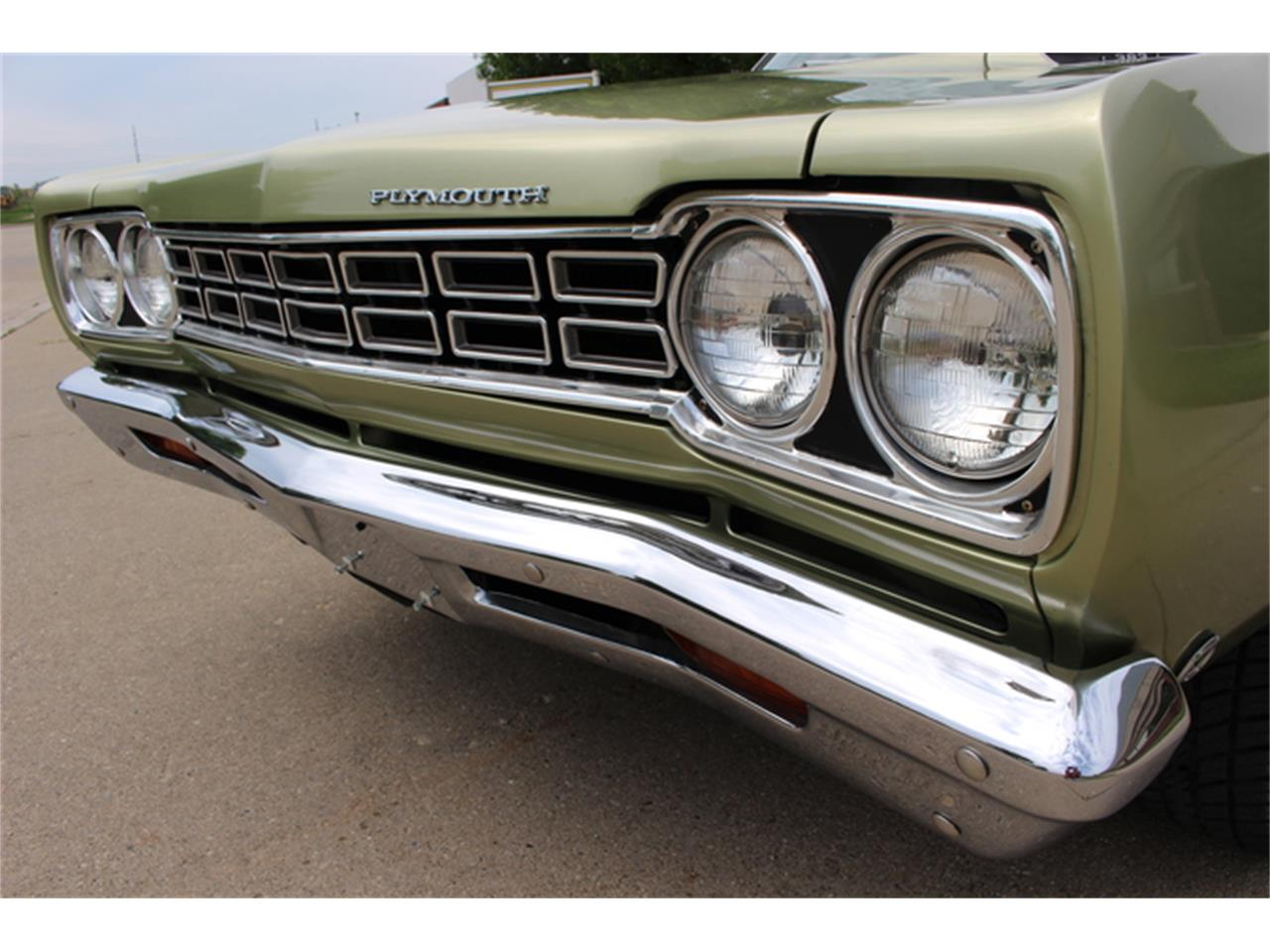 Large Picture of '68 Plymouth Road Runner located in Florida - K01F