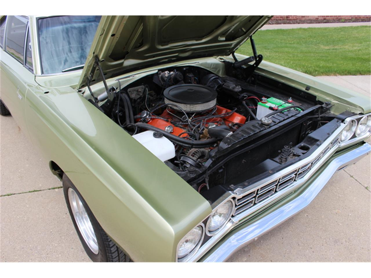 Large Picture of Classic 1968 Plymouth Road Runner - $29,900.00 Offered by More Muscle Cars - K01F