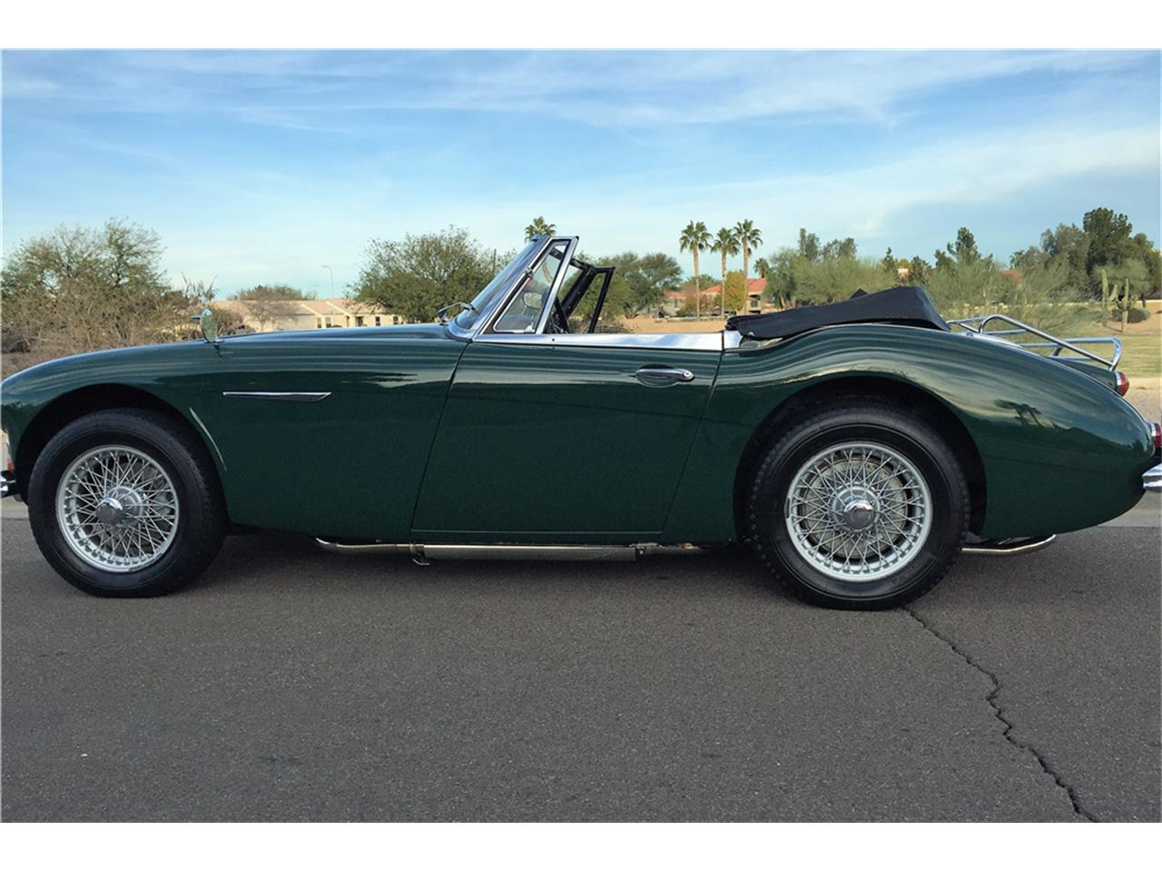 1967 Austin Healey 3000 For Sale Cc 933250 Bj8 Wiring Diagram Large Picture Of 67 K03m