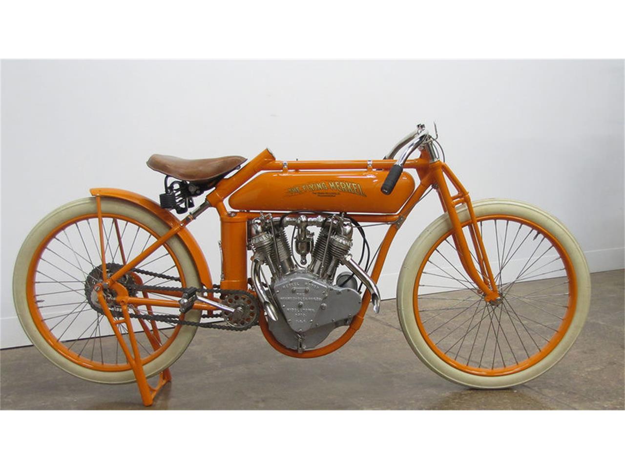 1915 Flying Merkel V-Twin Racer for Sale  1d92b7c7d