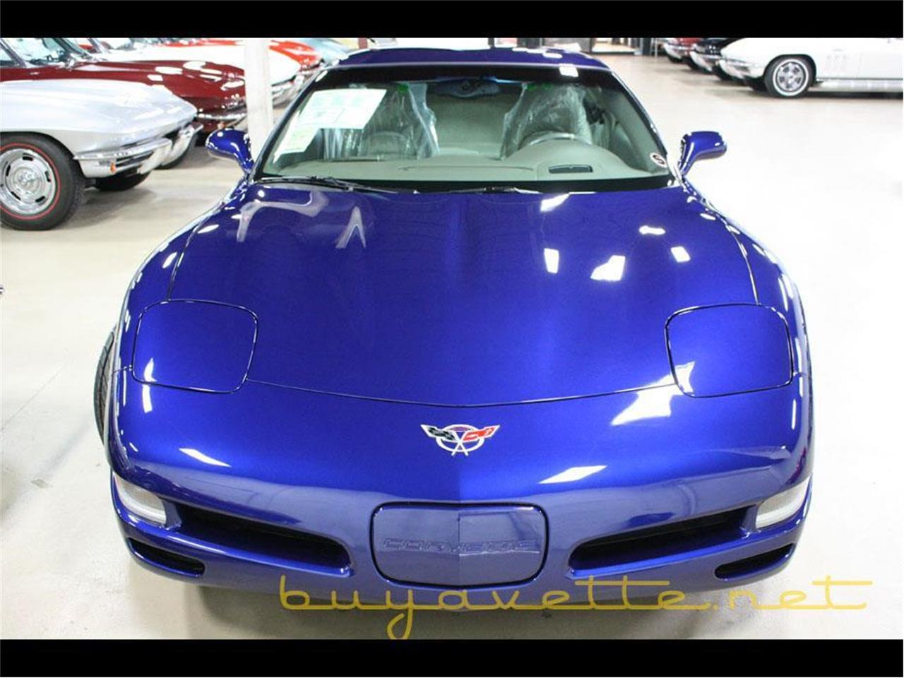 Large Picture of '04 Corvette - K08W