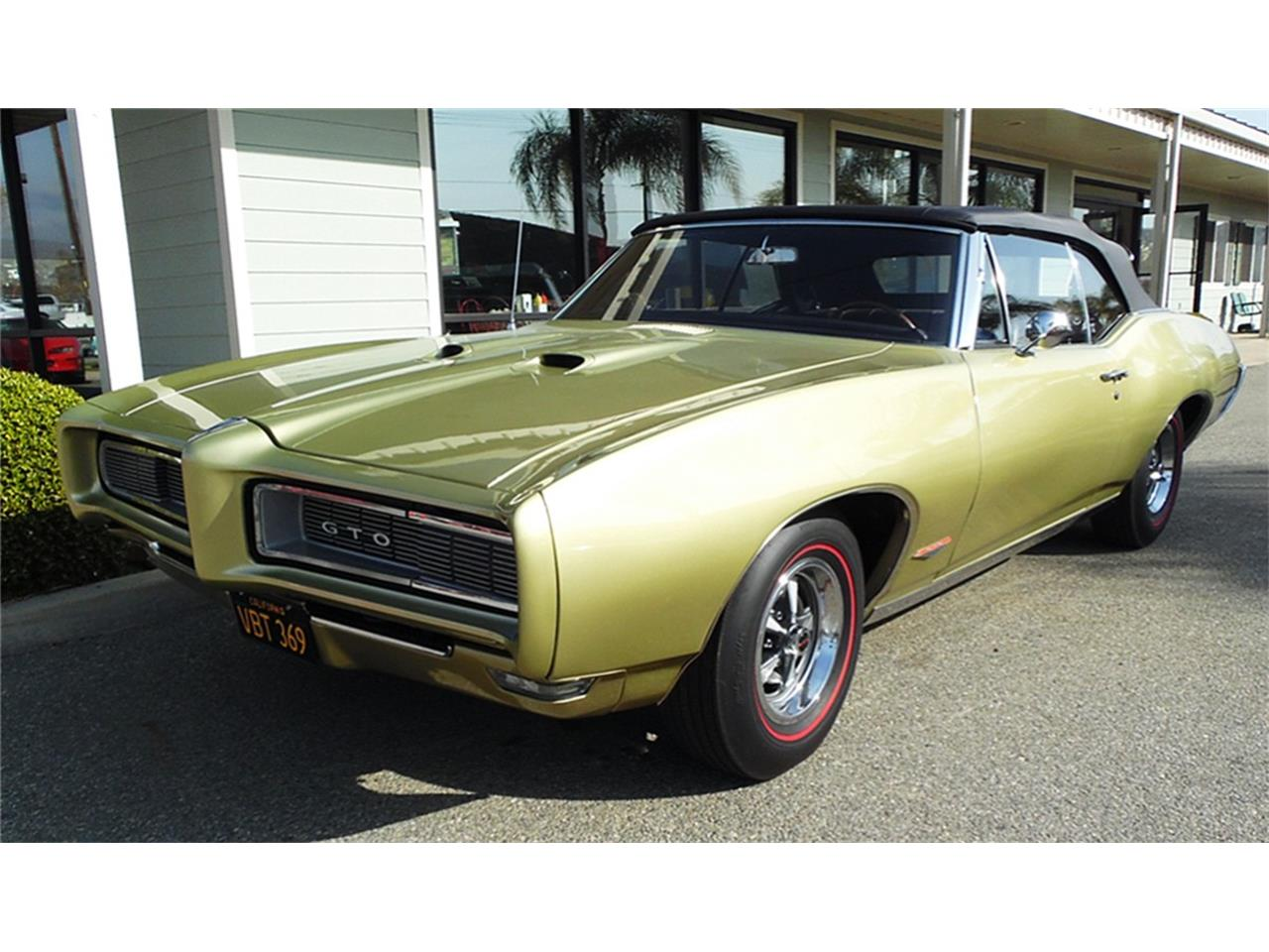 Large Picture of '68 GTO - K0BO