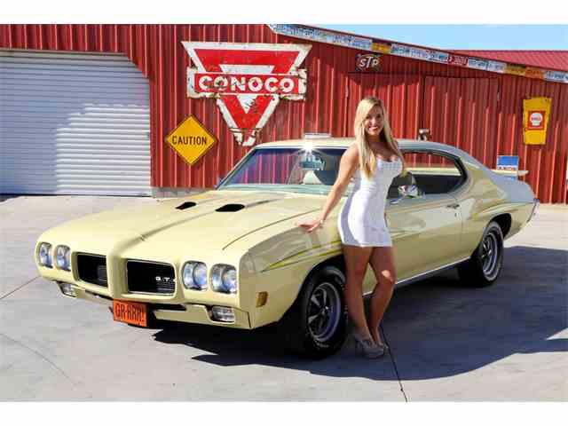 Picture of '70 GTO (The Judge) - K0EQ