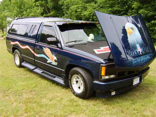 Picture of 1993 Chevrolet C/K 1500 Offered by a Private Seller - K0FJ
