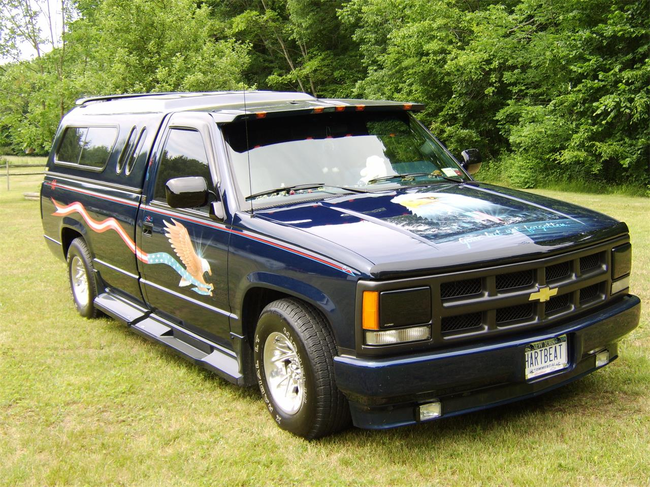 Large Picture of 1993 C/K 1500 located in Windsor New York - K0FJ