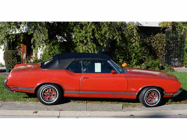 Picture of '71 Oldsmobile Cutlass Supreme located in Indiana Offered by a Private Seller - K0FL