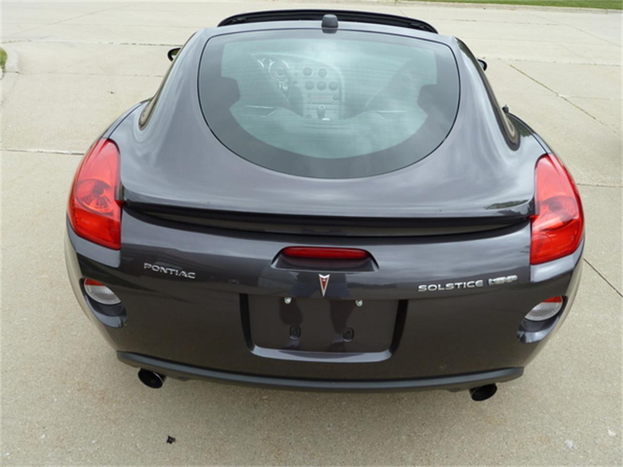 Large Picture of '10 Pontiac Solstice located in Fort Myers/ Macomb, MI Florida Offered by More Muscle Cars - JXMD