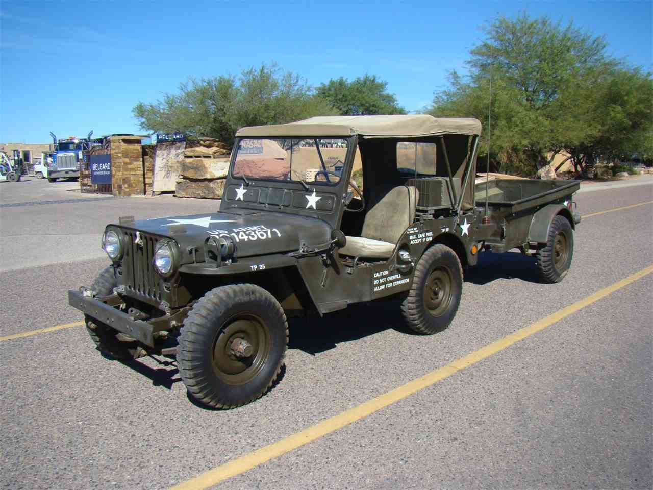 1951 Willys Jeep for Sale | ClicCars.com | CC-930377
