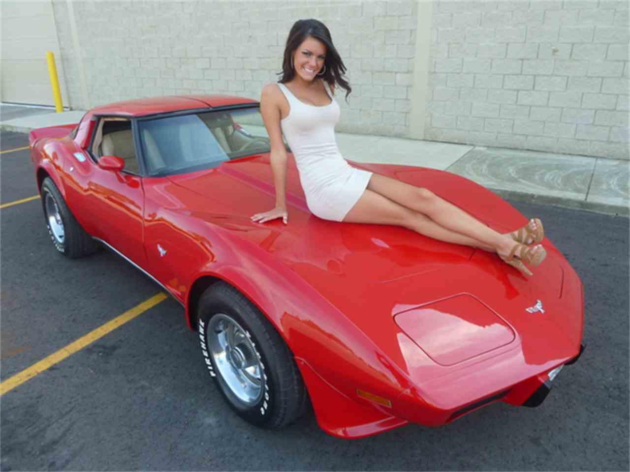 Large Picture of '79 Corvette - K0JD
