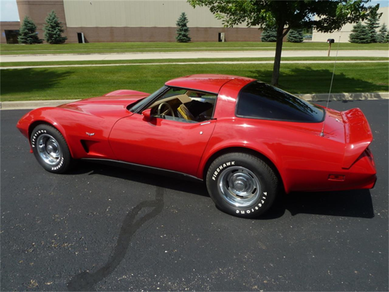 Large Picture of '79 Corvette - K0JD