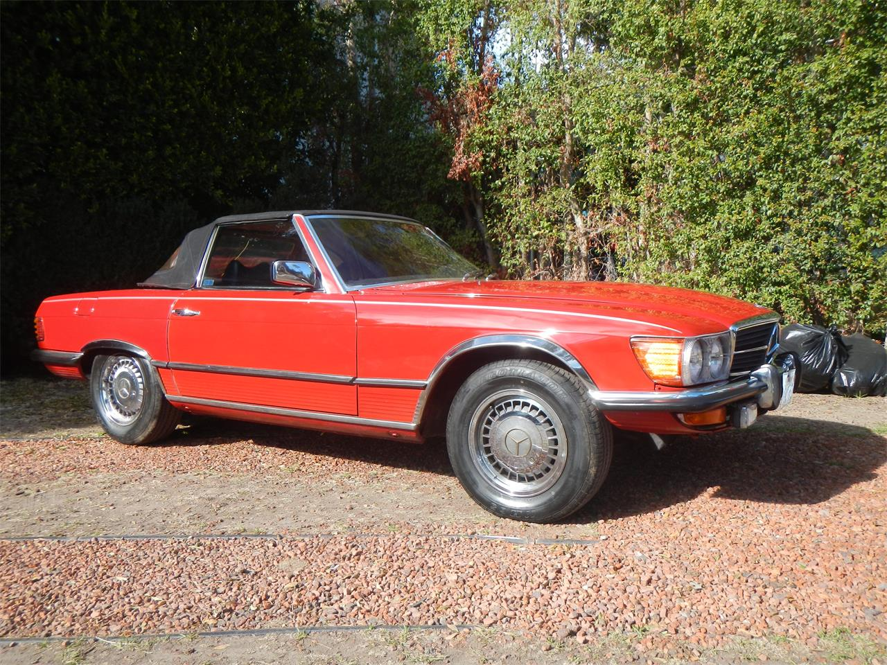 Large Picture of '72 350SL located in California - $14,900.00 - JXVY