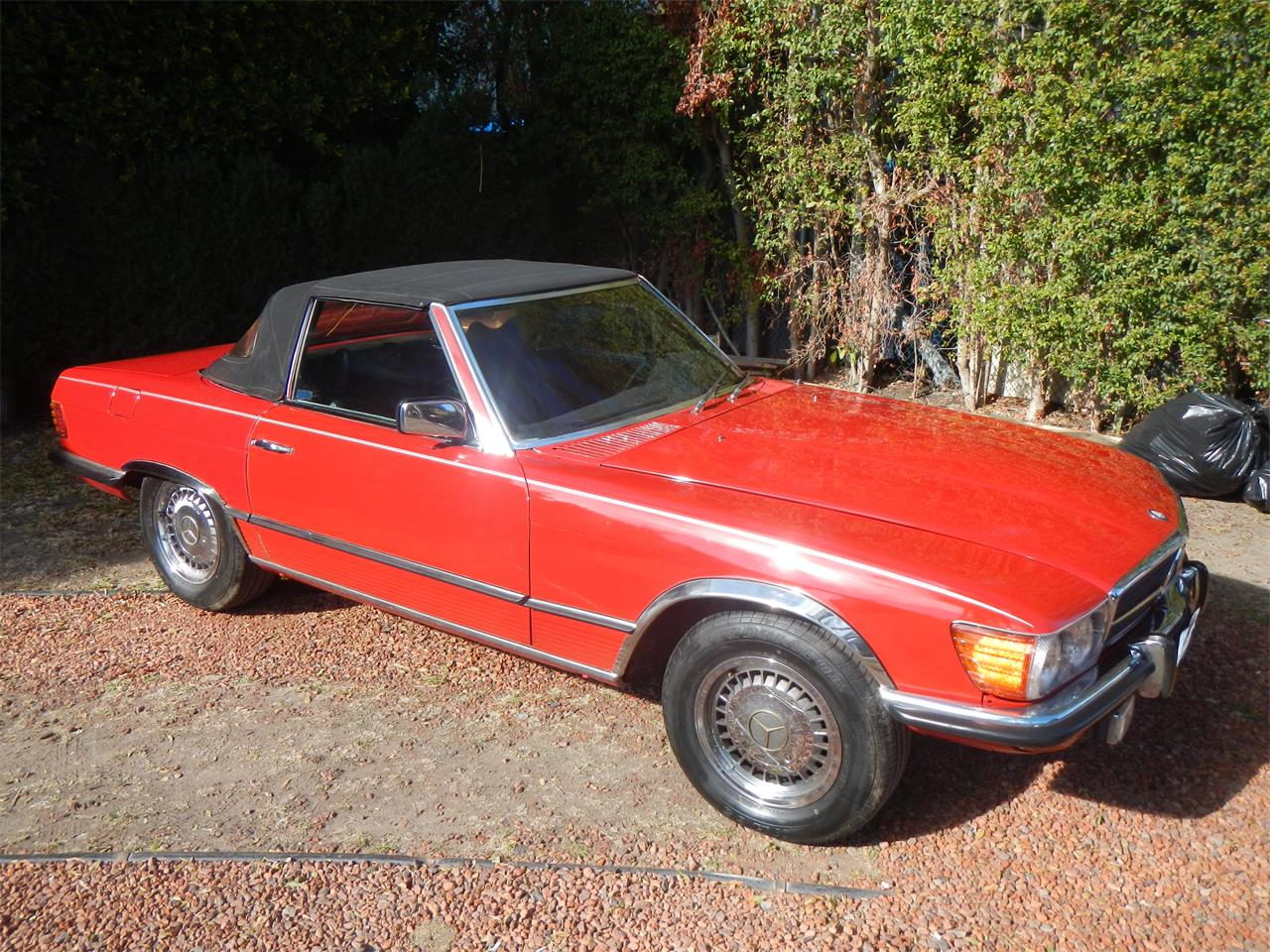 Large Picture of Classic 1972 350SL - $14,900.00 - JXVY