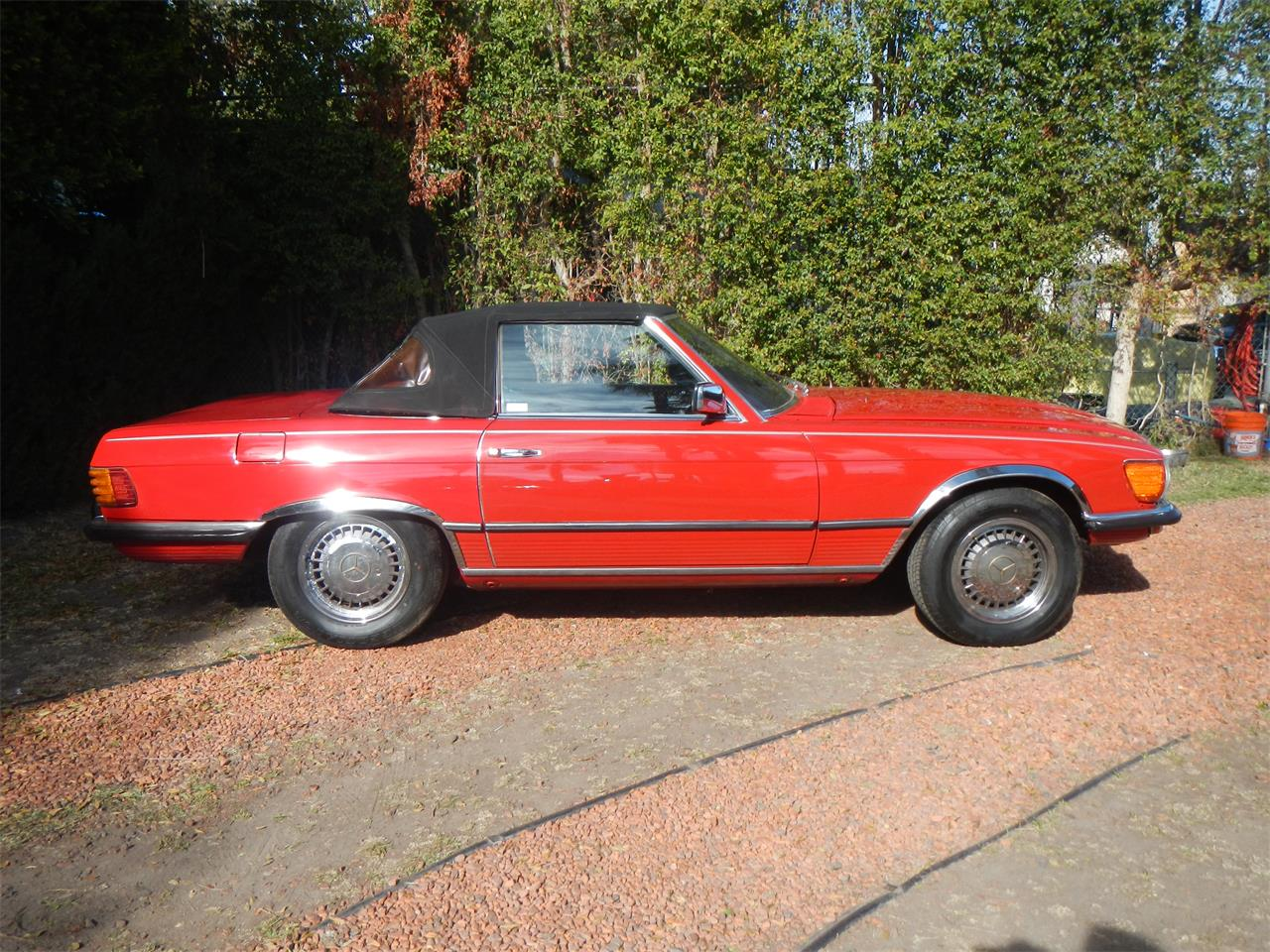 Large Picture of Classic '72 Mercedes-Benz 350SL located in California - $14,900.00 Offered by California Cadillac And Collectibles - JXVY