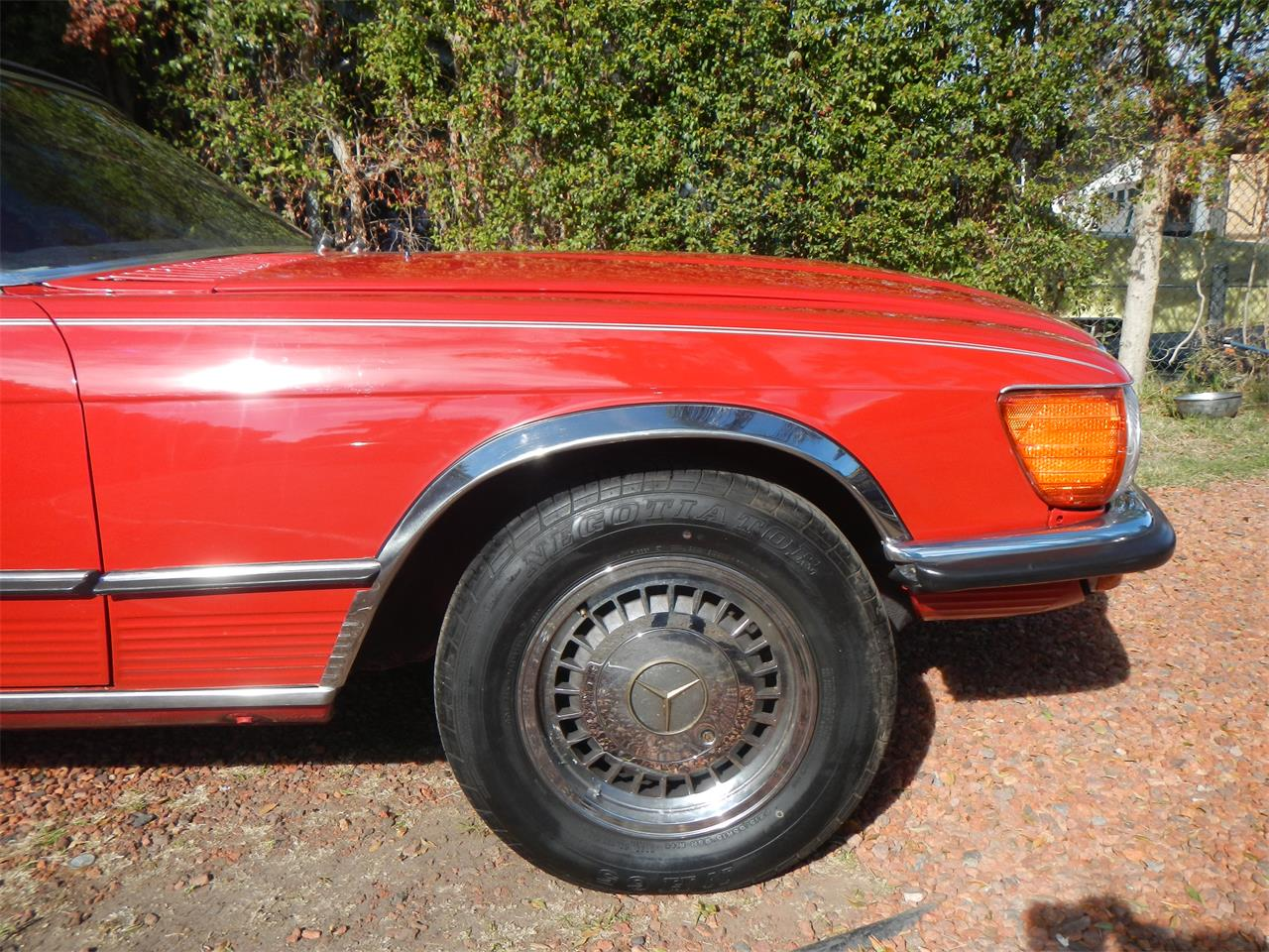 Large Picture of '72 350SL located in Woodland Hills California - $14,900.00 - JXVY