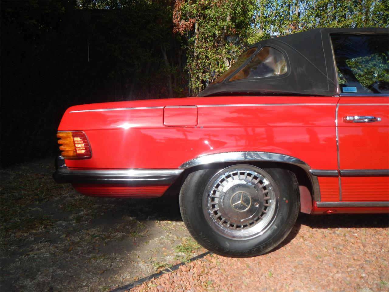 Large Picture of '72 Mercedes-Benz 350SL - $14,900.00 - JXVY