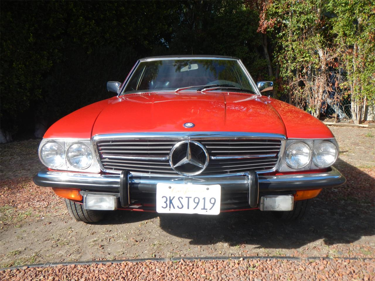 Large Picture of Classic 1972 350SL located in Woodland Hills California - $14,900.00 - JXVY