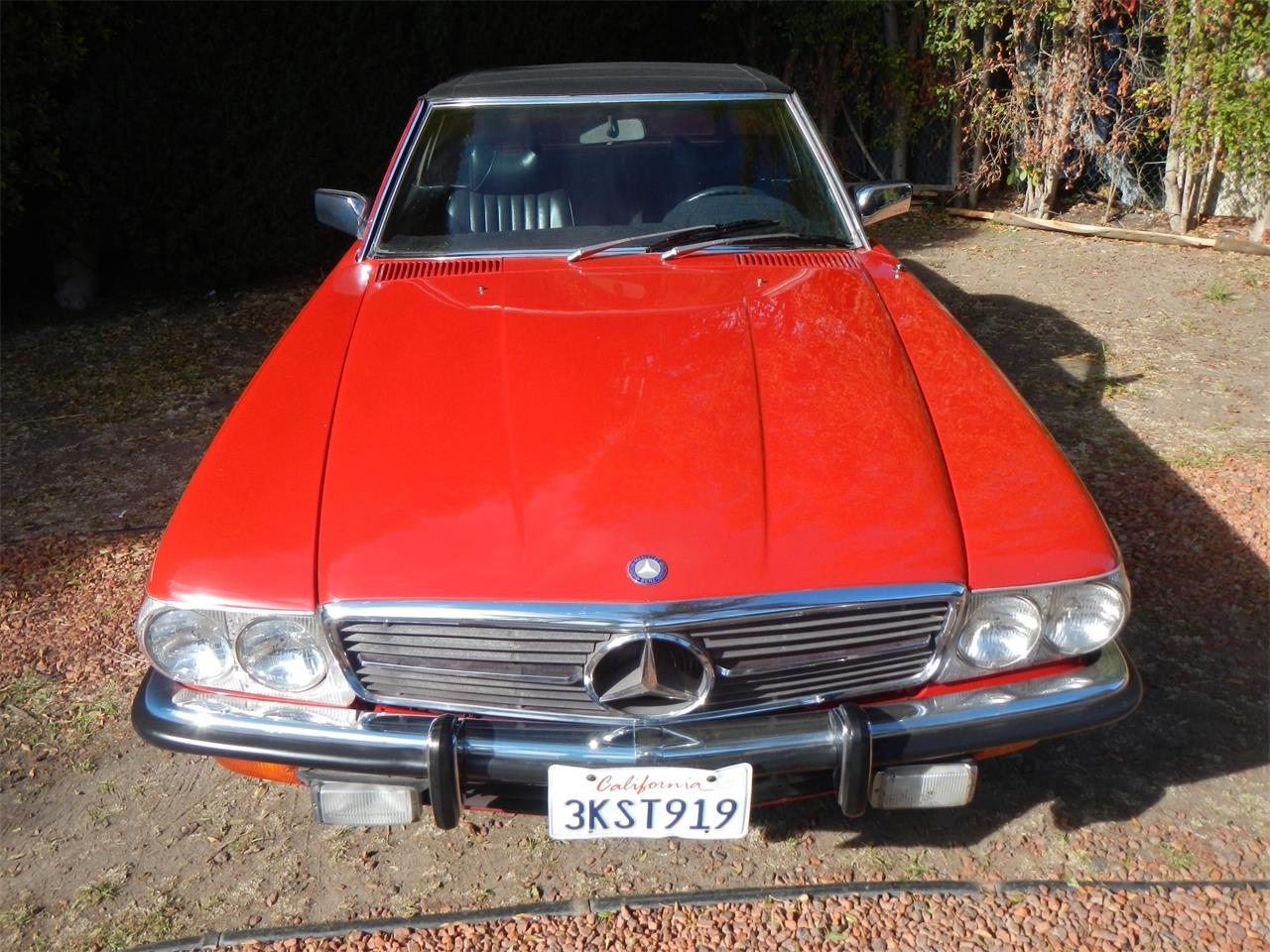 Large Picture of '72 350SL Offered by California Cadillac And Collectibles - JXVY