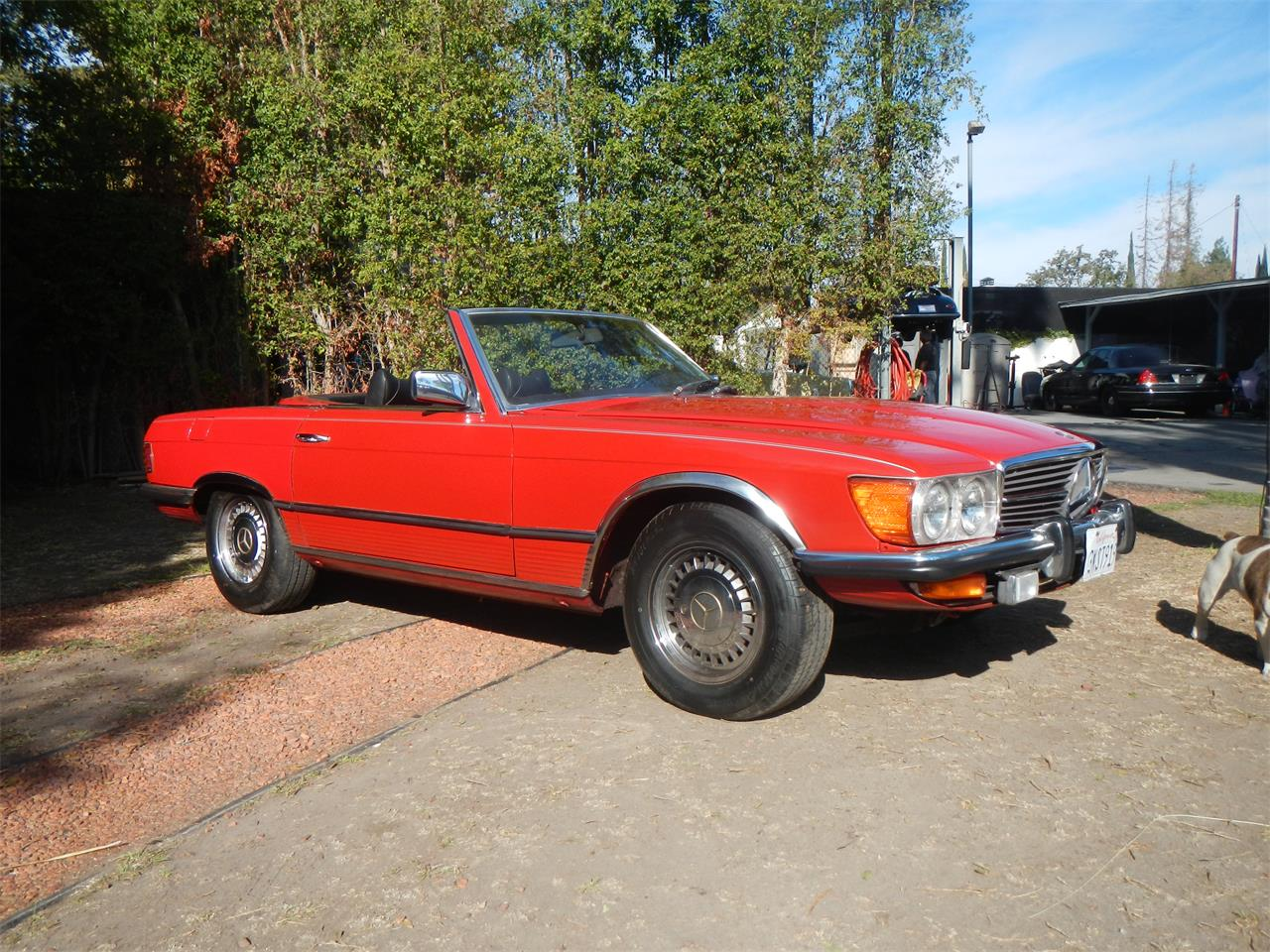 Large Picture of Classic '72 350SL - JXVY