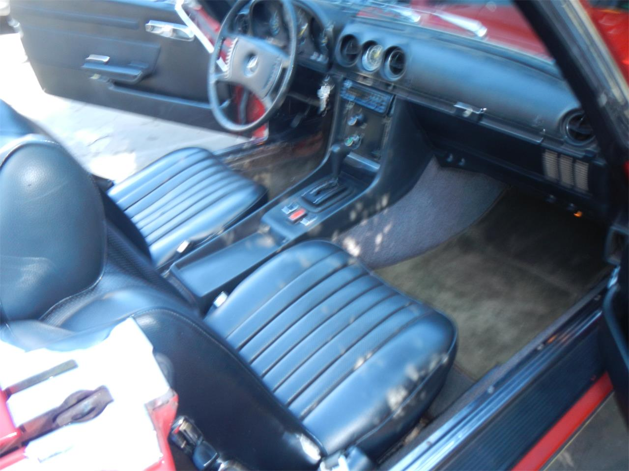 Large Picture of 1972 Mercedes-Benz 350SL located in Woodland Hills California - $14,900.00 Offered by California Cadillac And Collectibles - JXVY