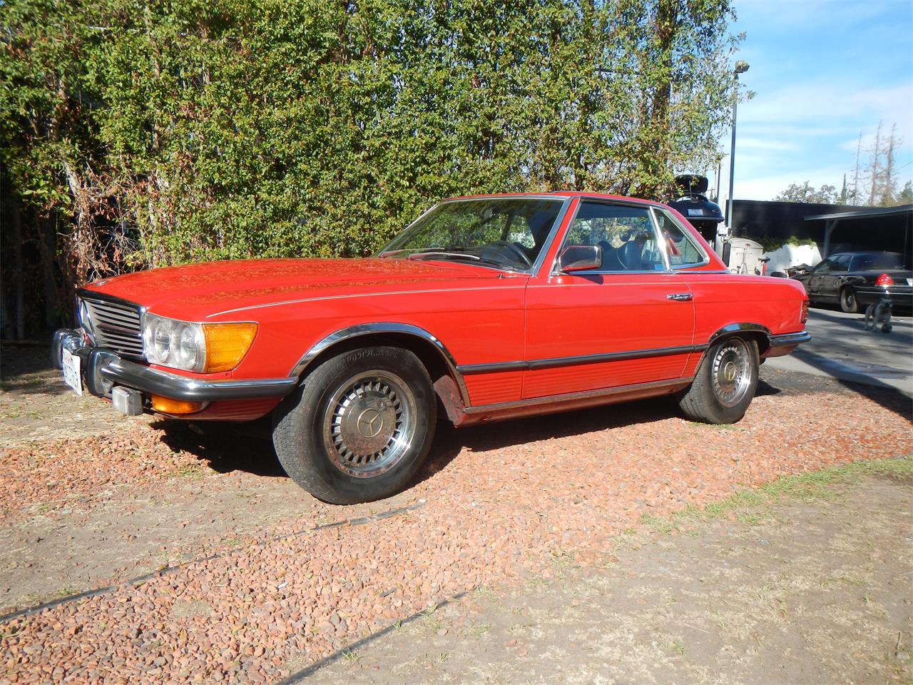 Large Picture of Classic 1972 350SL located in California Offered by California Cadillac And Collectibles - JXVY