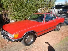 Picture of Classic '72 Mercedes-Benz 350SL located in California - JXVY