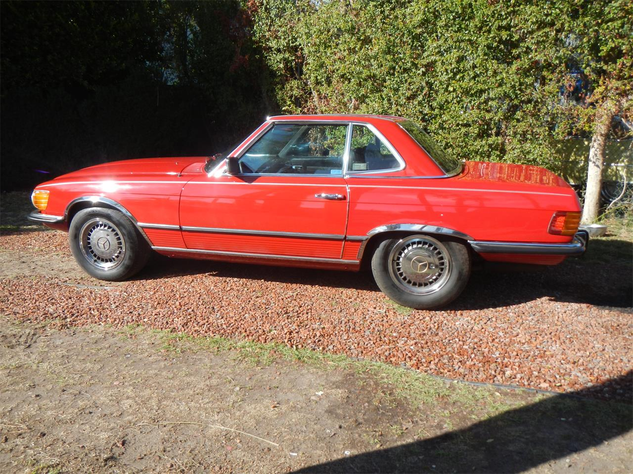 Large Picture of 1972 Mercedes-Benz 350SL Offered by California Cadillac And Collectibles - JXVY