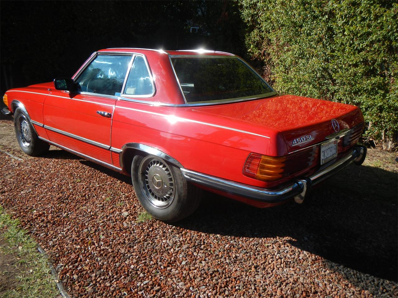 Large Picture of 1972 350SL located in Woodland Hills California Offered by California Cadillac And Collectibles - JXVY