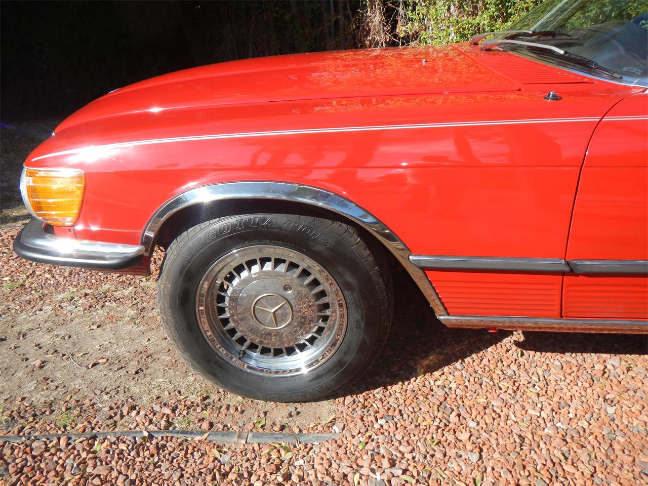 Large Picture of Classic 1972 Mercedes-Benz 350SL located in Woodland Hills California - $14,900.00 Offered by California Cadillac And Collectibles - JXVY