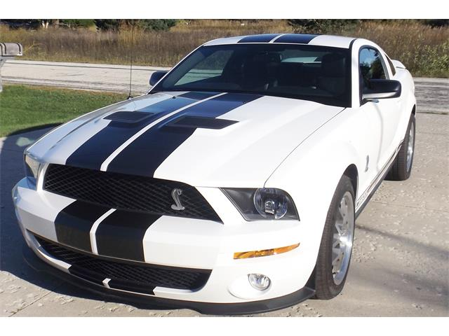 Picture of 2008 Shelby GT500 located in Manitowoc Wisconsin Offered by a Private Seller - JXW1