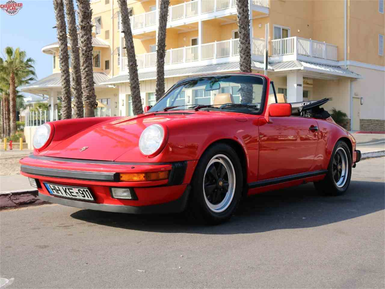 1986 Porsche 911 for Sale | ClicCars.com | CC-930402