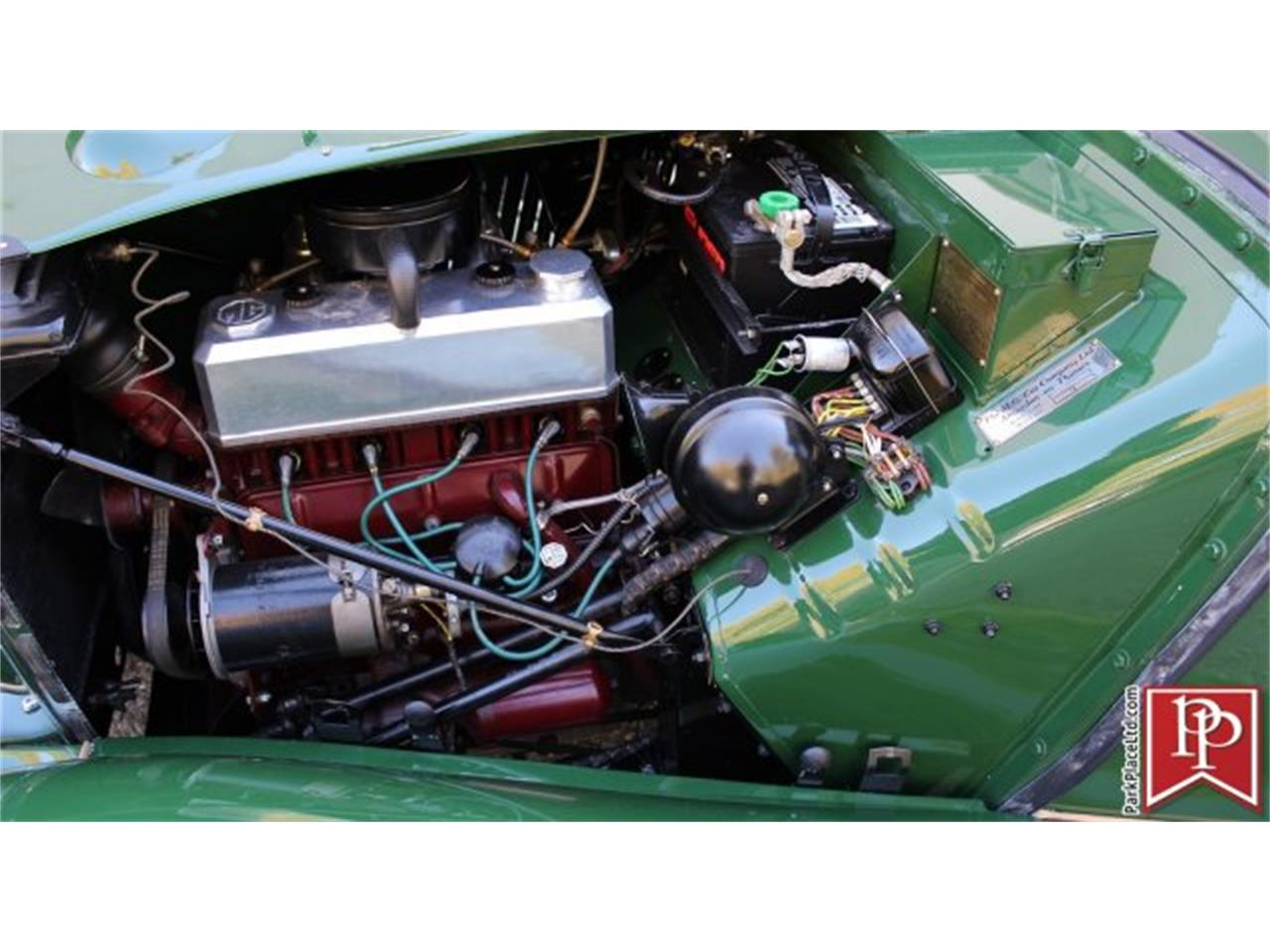 Large Picture of 1951 MG TD located in Washington Offered by Park Place Ltd - JXWU