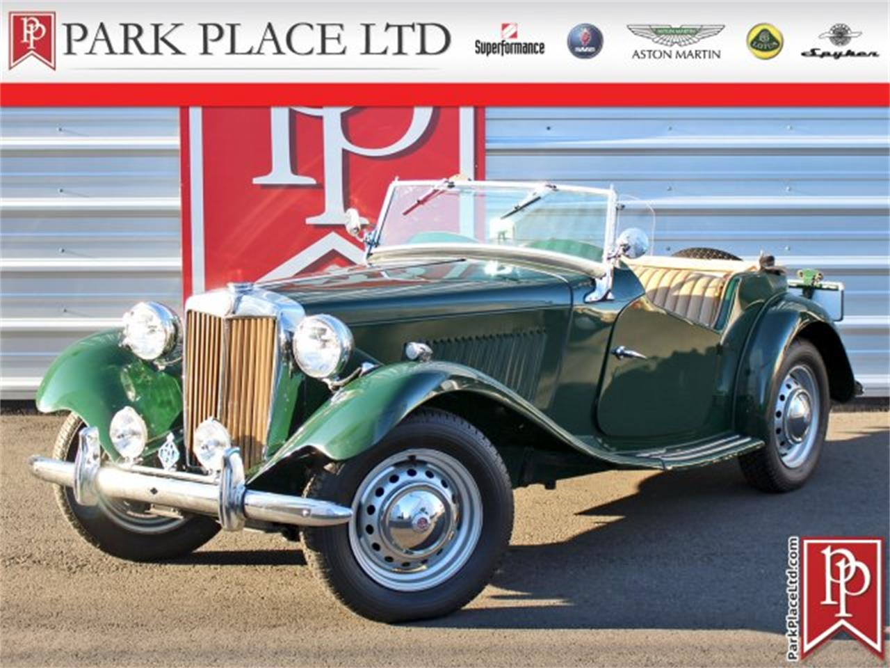 Large Picture of Classic 1951 TD Auction Vehicle Offered by Park Place Ltd - JXWU