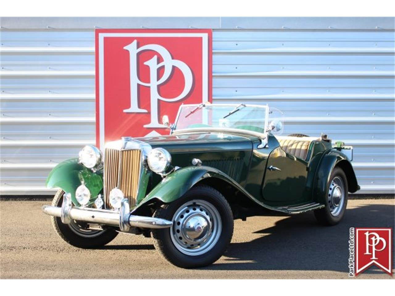 Large Picture of Classic 1951 TD located in Bellevue Washington Auction Vehicle Offered by Park Place Ltd - JXWU