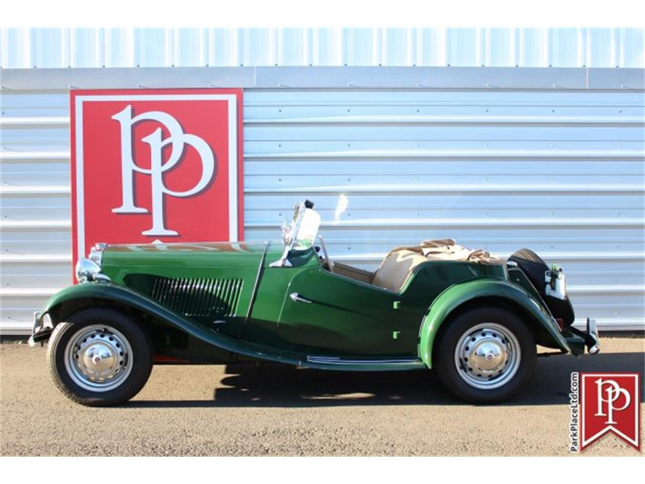 Large Picture of '51 TD Auction Vehicle Offered by Park Place Ltd - JXWU