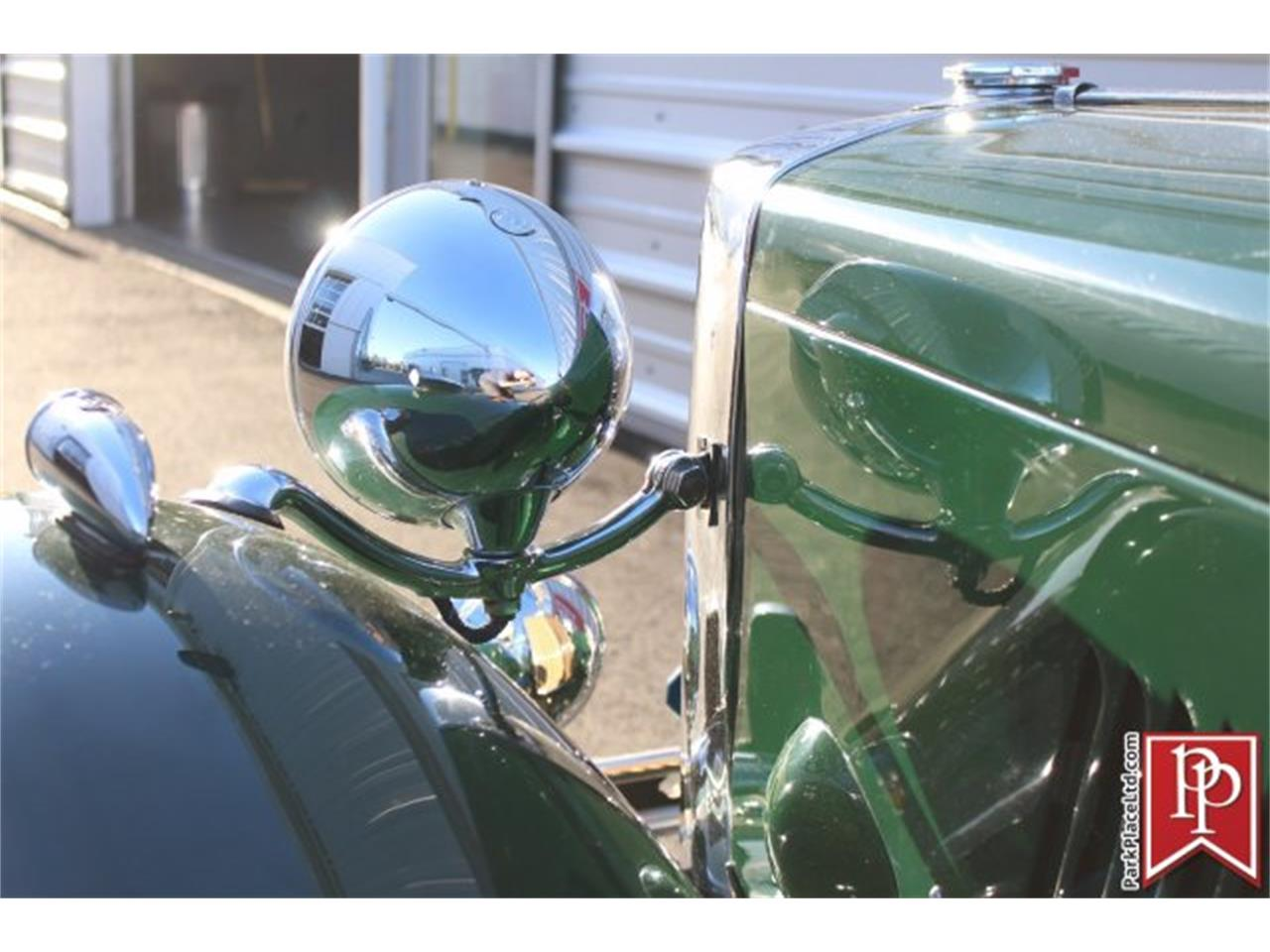 Large Picture of Classic 1951 MG TD located in Washington Auction Vehicle Offered by Park Place Ltd - JXWU
