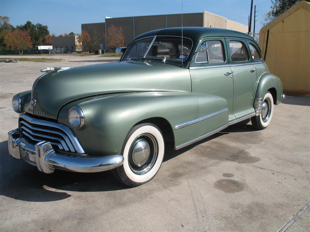 Private Car Sale In Houston Tx: 1948 Oldsmobile Sedan For Sale