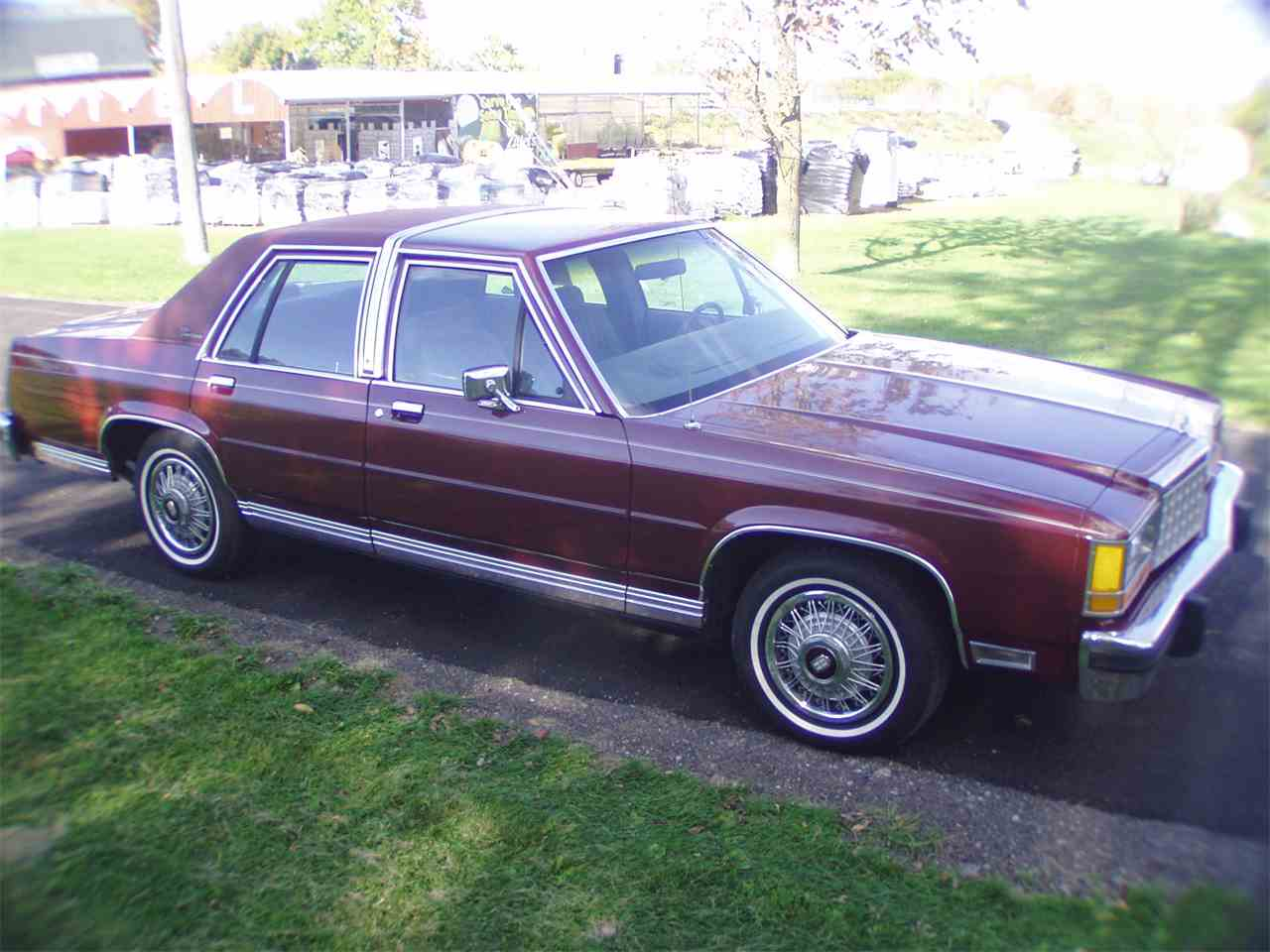 Large Picture of '86 Crown Victoria - K12G