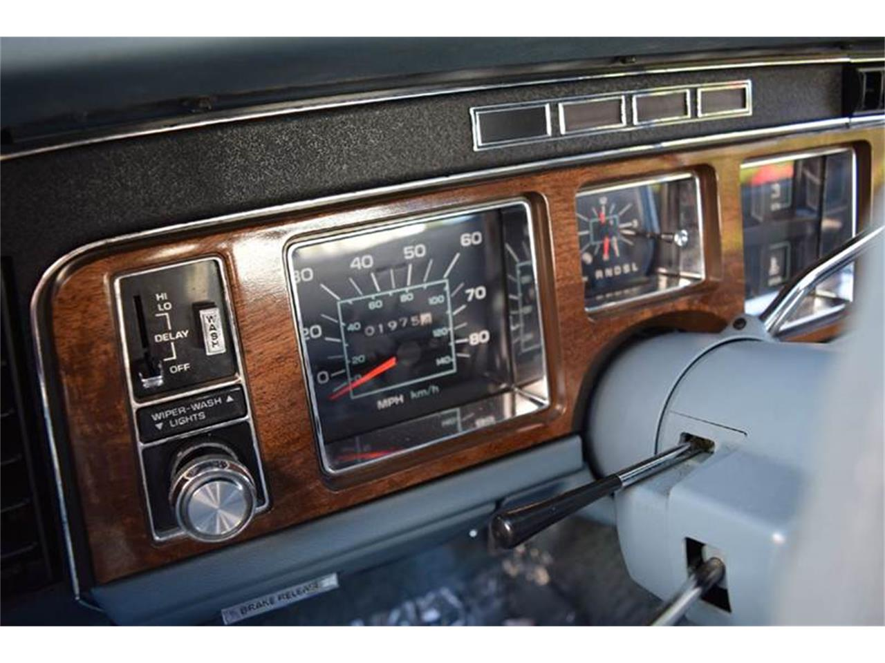 Large Picture of '78 Pontiac Bonneville located in Florida Offered by Orlando Classic Cars - K12V