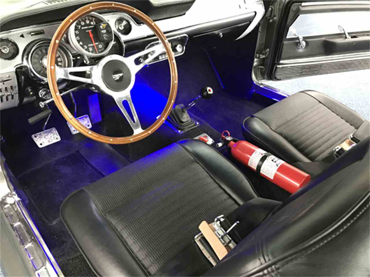 Large Picture of '67 Mustang - K148
