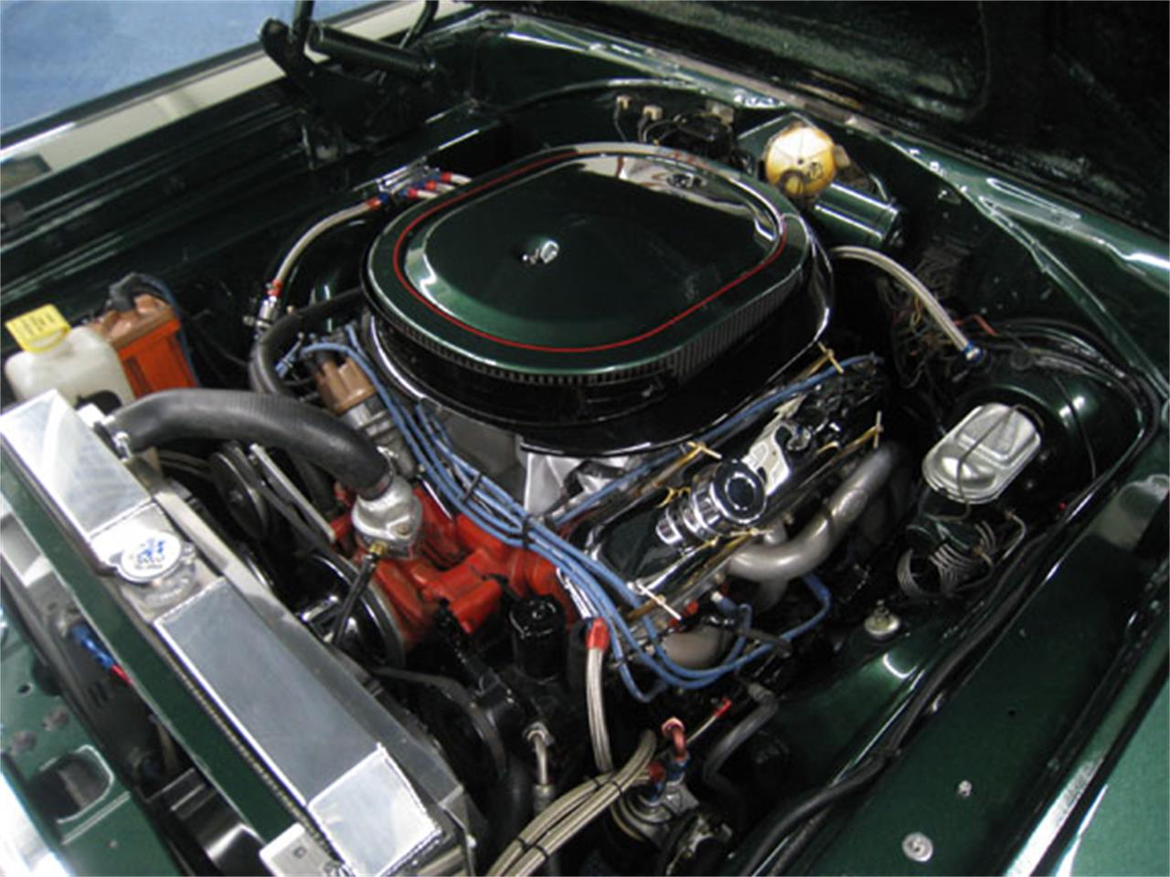 Large Picture of '66 Belvedere Auction Vehicle Offered by The Auto Collections - K14B
