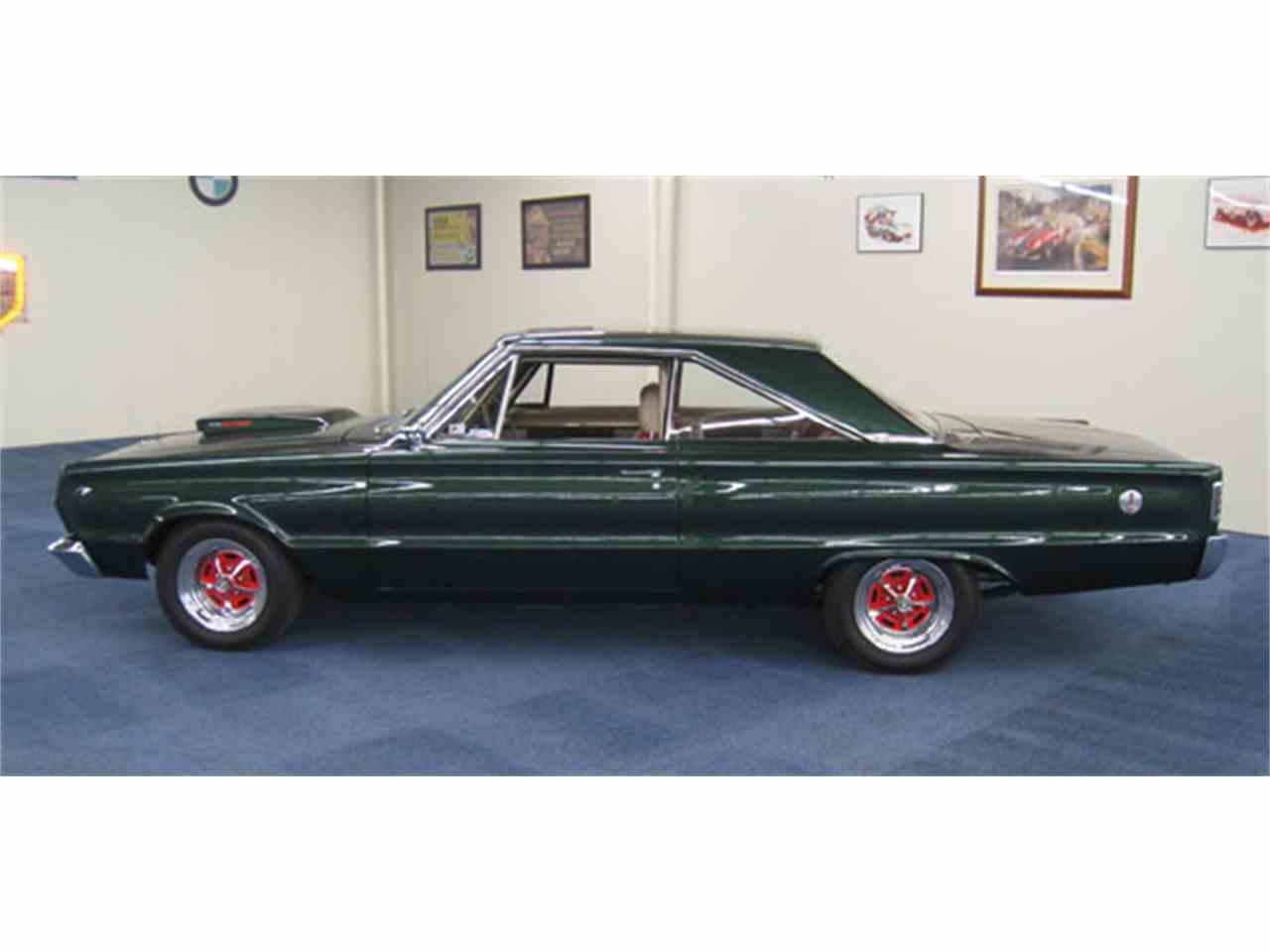 Large Picture of '66 Belvedere - K14B