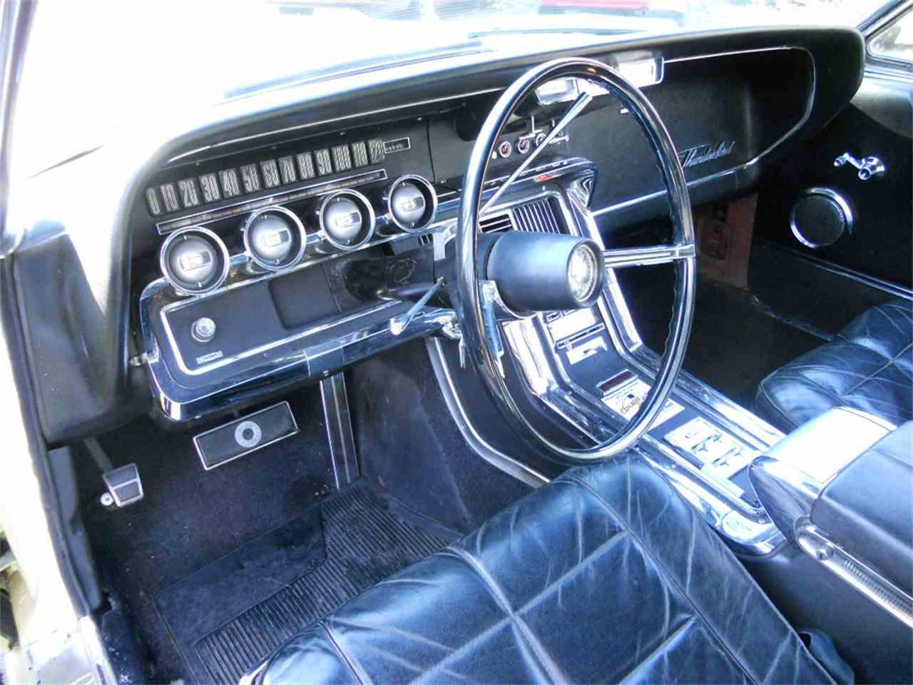 1966 ford thunderbird for sale cc 934580. Black Bedroom Furniture Sets. Home Design Ideas
