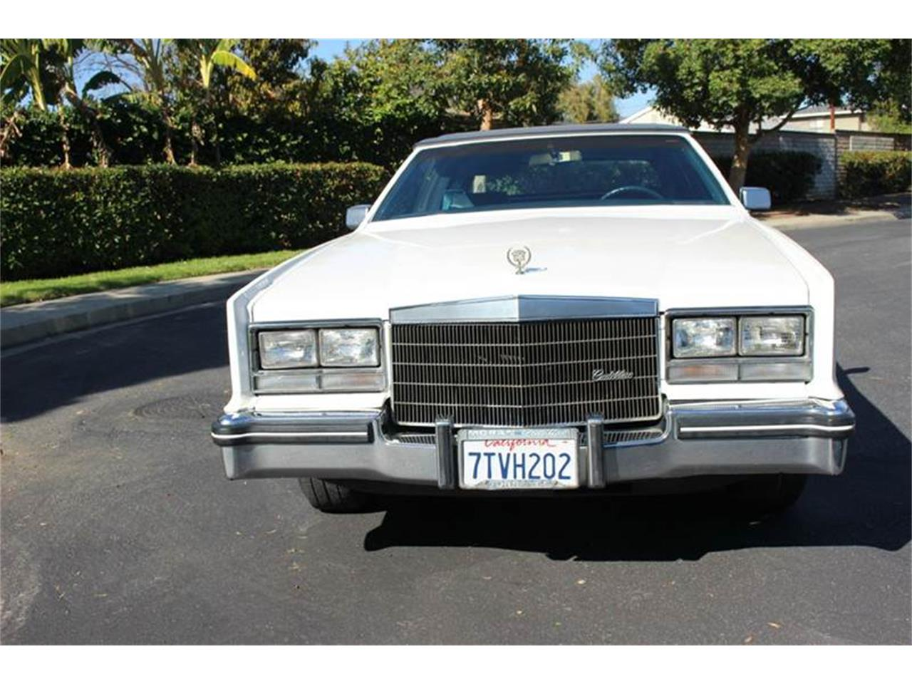 Large Picture of '85 Eldorado - K15I