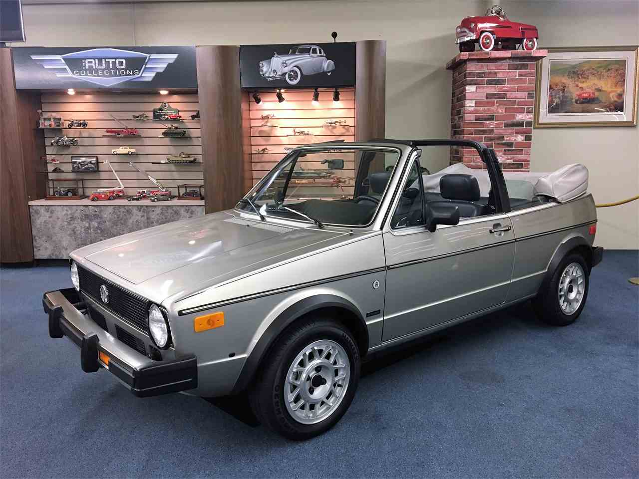 1985 Volkswagen Cabriolet for Sale | ClassicCars.com | CC-930047