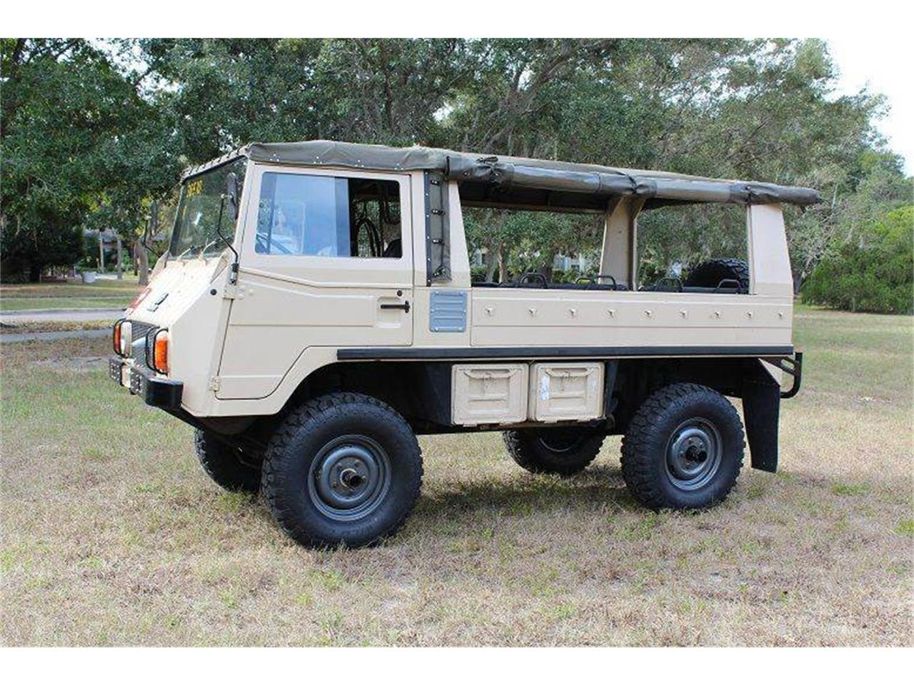 Large Picture of '73 Pinzgauer - JXYG