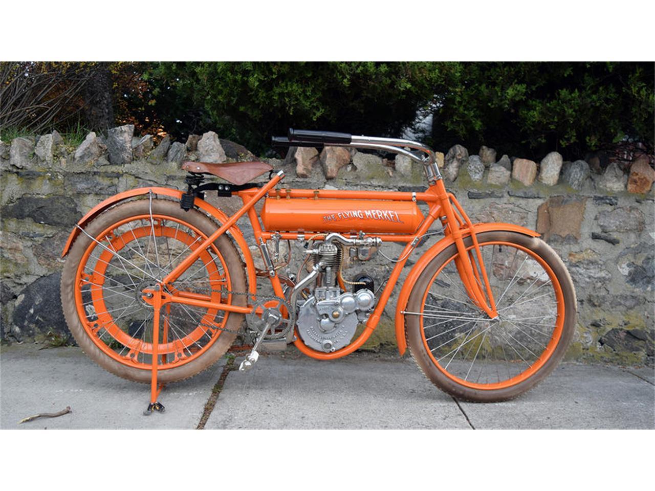 1911 Flying Merkel Orange for Sale  bf65928cf
