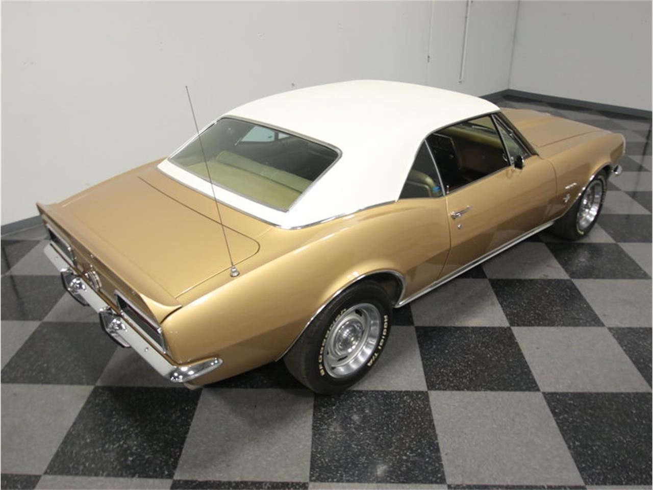 Large Picture of Classic '67 Camaro RS located in Lithia Springs Georgia - $31,995.00 Offered by Streetside Classics - Atlanta - JXYI