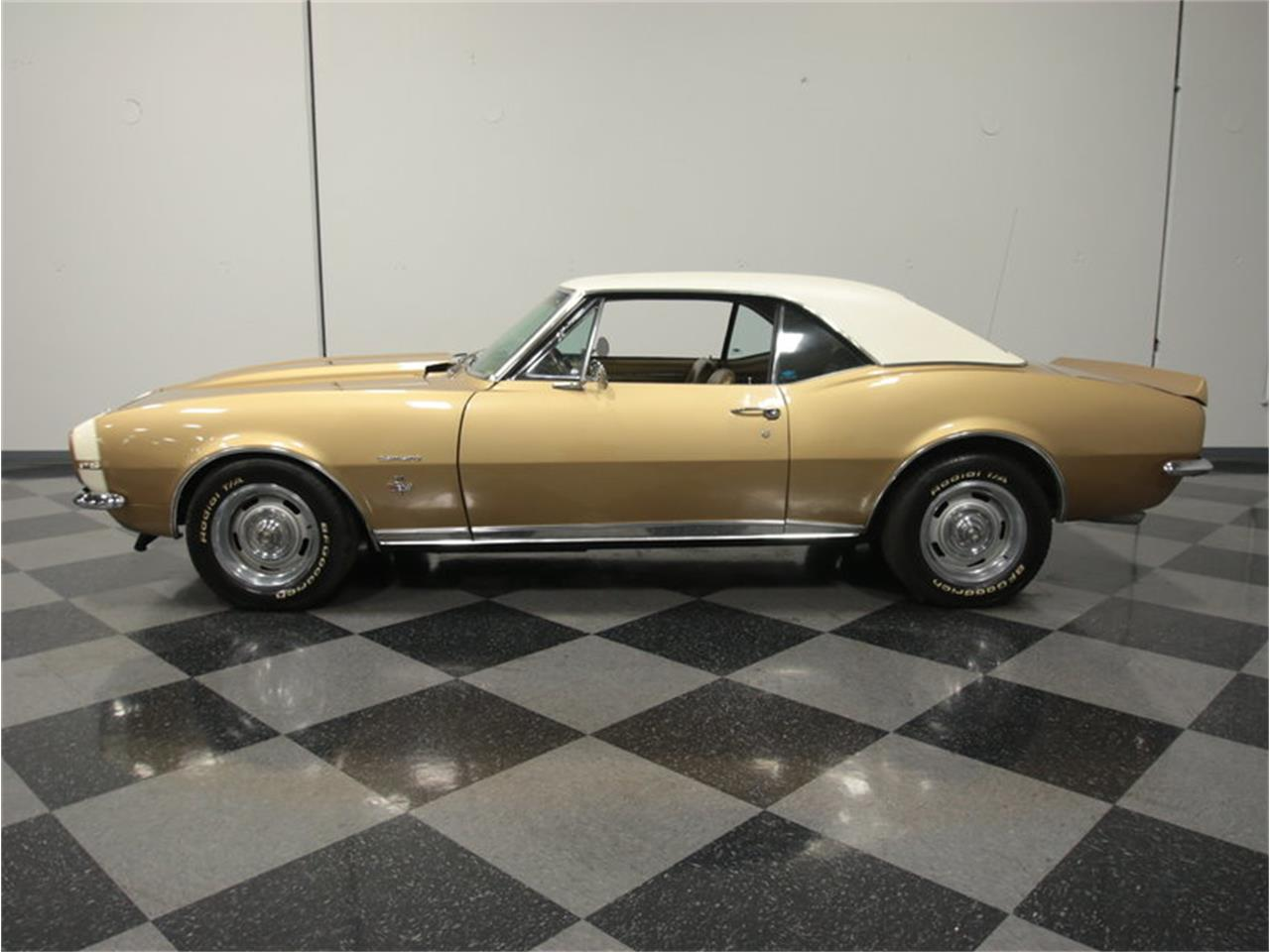 Large Picture of Classic '67 Chevrolet Camaro RS - $31,995.00 Offered by Streetside Classics - Atlanta - JXYI